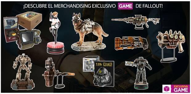 GAME recibe a Fallout 76 con un completo surtido de merchandising exclusivo Imagen 2