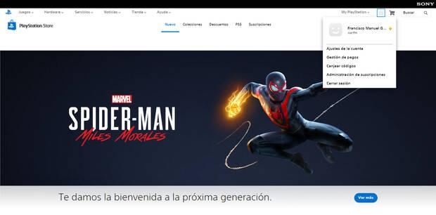 ps store web