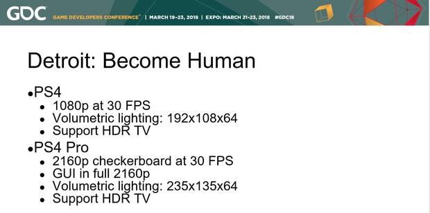 Quantic Dream detalla los aspectos técnicos de Detroit: Become Human Imagen 2