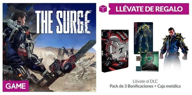 GAME anuncia sus incentivos por compra para The Surge Imagen 2