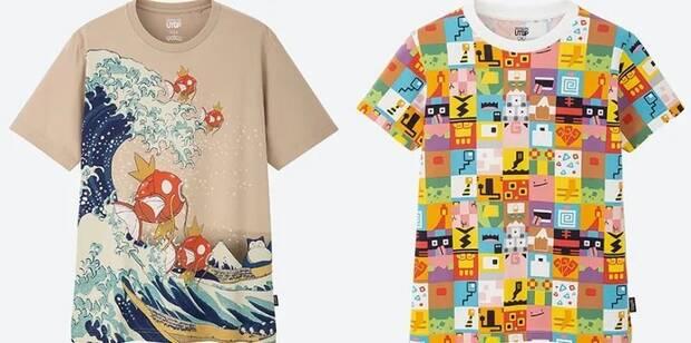 Pokémon: Estas son las fabulosas camisetas ganadoras del concurso de Uniqlo Imagen 5