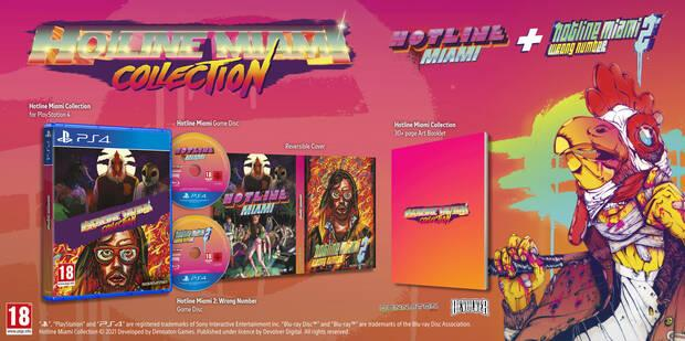Hotline Miami Collection para Switch y PS4 en f