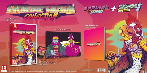 Hotline Miami Collection announced on f