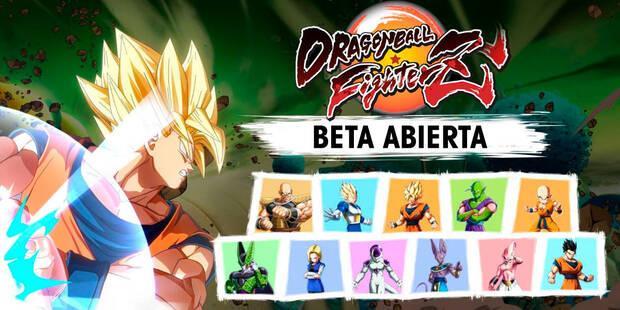 Guía de la beta de Dragon Ball FighterZ: Personajes y cómo jugar