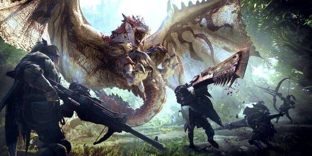 TODOS los Monstruos de Monster Hunter World - Bestiario completo