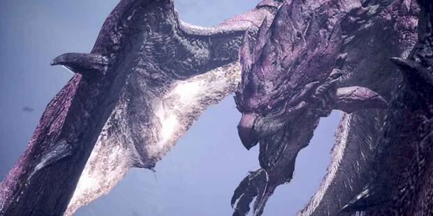 Rathian en Monster Hunter World - Localización, drops y consejos