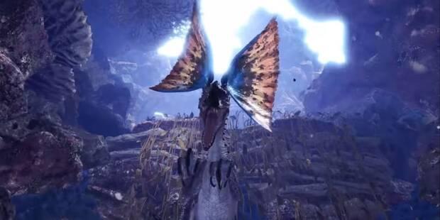 Tzitzi-Ya-Ku en Monster Hunter World - Localización, drops y consejos