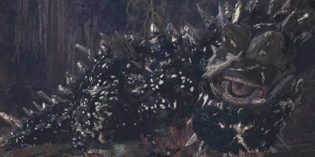 Radobaan en Monster Hunter World - Localización, drops y consejos