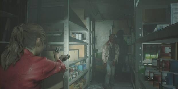 Completa el Prólogo en Resident Evil 2 Remake (Leon y Claire)