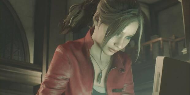 Explora la comisaria en Resident Evil 2 Remake (Leon y Claire)