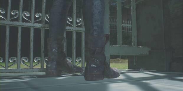 Resident Evil 2 Remake - Guía Rango S/14.000 pasos