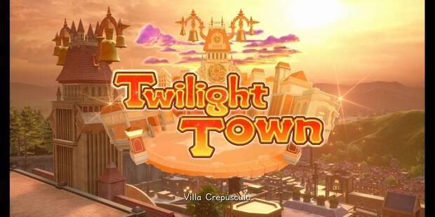 Kingdom Hearts 3: Villa Crepúsculo al 100% - Portafortuna y tesoros