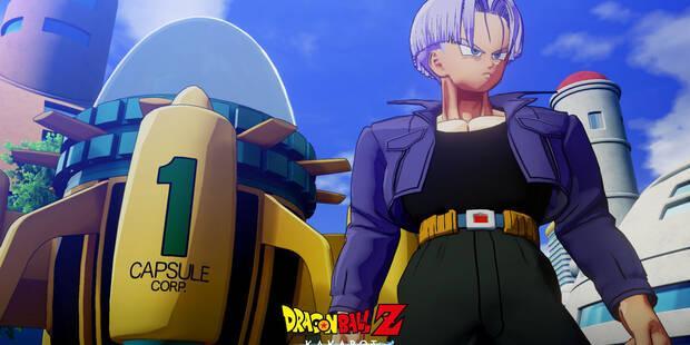 Máquina del tiempo en Dragon Ball Z: Kakarot - Cómo repararla y usarla
