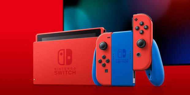 Édition console Nintendo Switch