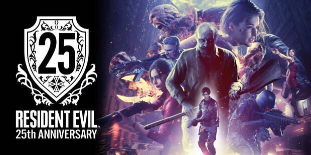 Arte promocional del nuevo juego multijugador de Resident Evil.