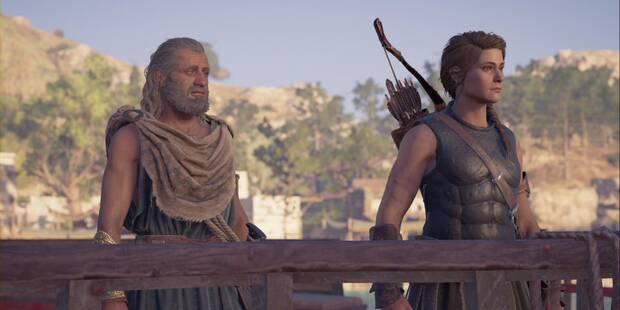 Aprendiendo el oficio en Assassin's Creed Odyssey - Misión principal