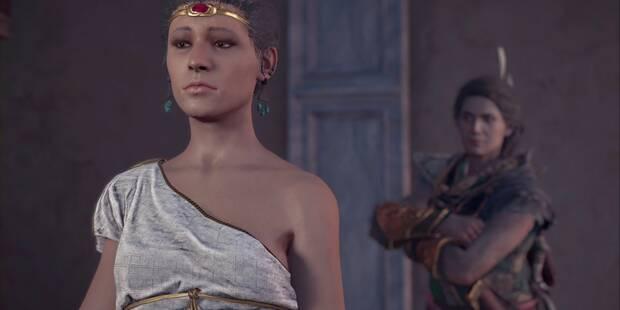 La verdad saldrá a la luz en Assassin's Creed Odyssey - Misión principal