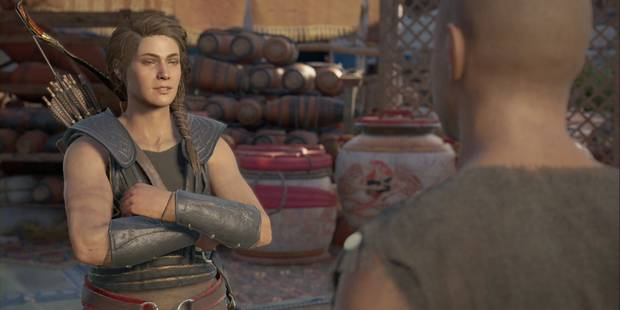 Obra de mercenarios en Assassin's Creed Odyssey - Misión secundaria