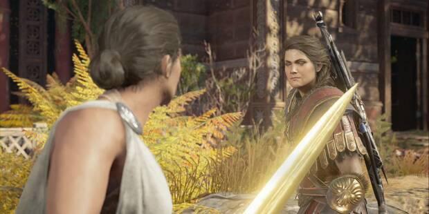 Las hijas de Artemisa en Assassin's Creed Odyssey - Misión secundaria
