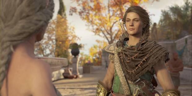 La edad es solo un número en Assassin's Creed Odyssey - Misión secundaria