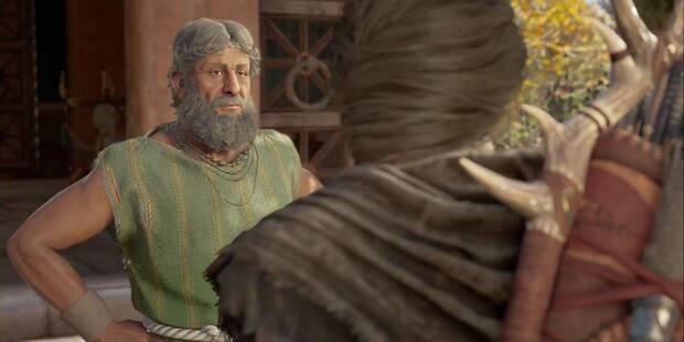 Estoy hecho un chaval en Assassin's Creed Odyssey - Misión secundaria