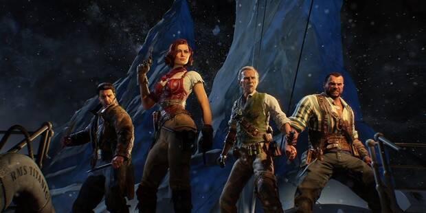 Easter egg de Travesía infernal en CoD Black Ops 4 Zombies: paso a paso