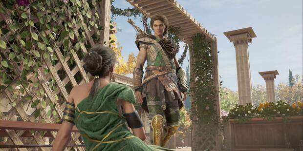 Venga al cobrador en Assassin's Creed Odyssey - Misión secundaria