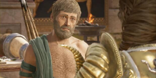 Minotauro magistral en Assassin's Creed Odyssey - Misión secundaria