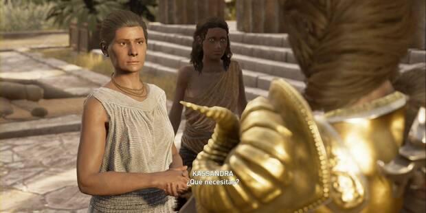 La venganza se sirve fría en Assassin's Creed Odyssey - Misión secundaria
