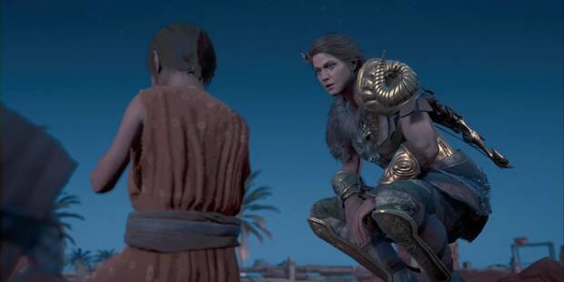 Haciendo amigos en Assassin's Creed Odyssey - Misión secundaria