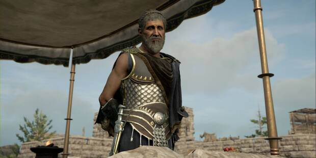 La gran contendiente en Assassin's Creed Odyssey - Misión secundaria