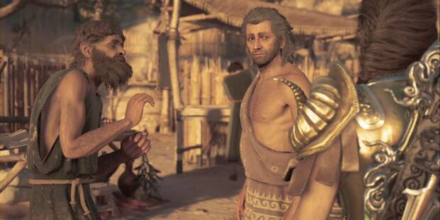 Dolor púrpura en Assassin's Creed Odyssey - Misión secundaria