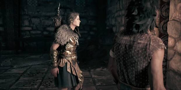 Idioma ancestral en Assassin's Creed Odyssey - Misión secundaria