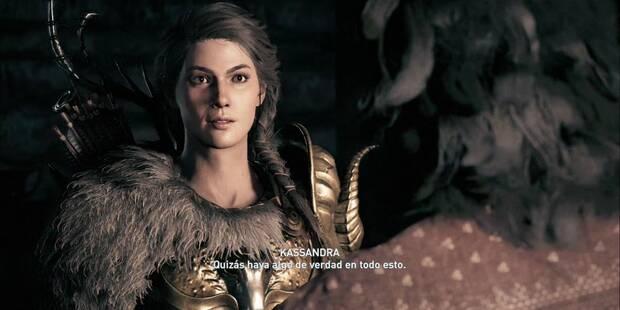El origen de un ritual en Assassin's Creed Odyssey - Misión secundaria