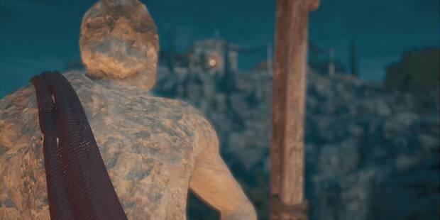 A tintas y a locas en Assassin's Creed Odyssey - Misión secundaria