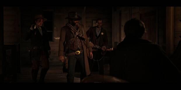¿Bienaventurados los mansos? en Red Dead Redemption 2 - Misión principal