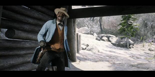 Misiones de cazarrecompensas en Red Dead Redemption 2