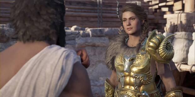 Otro tipo de poesía en Assassin's Creed Odyssey - Misión secundaria