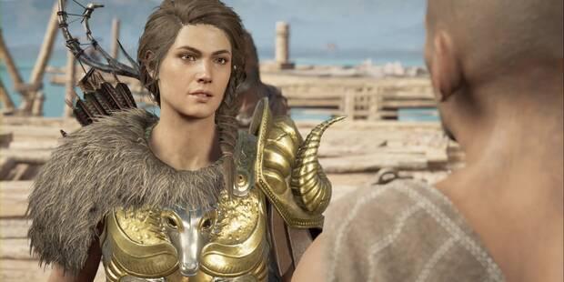 Amor duro en Assassin's Creed Odyssey - Misión secundaria