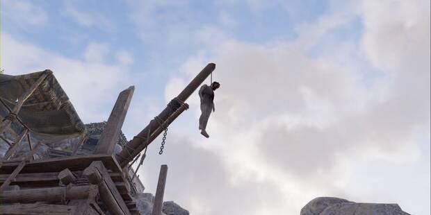 Liberación en Assassin's Creed Odyssey - Misión secundaria