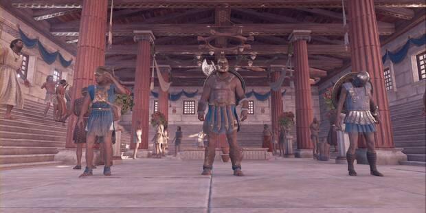 Ostracismo en Assassin's Creed Odyssey - Misión principal