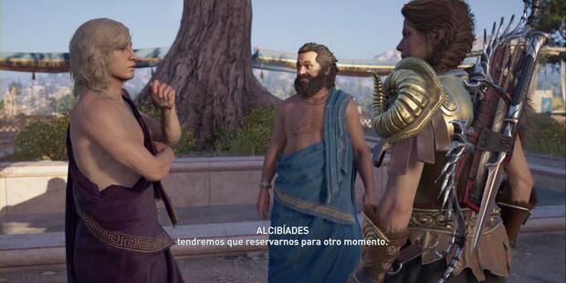 Prueba de ciudadanía en Assassin's Creed Odyssey - Misión secundaria