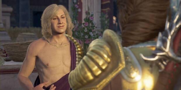 ¿Y comieron perdices? en Assassin's Creed Odyssey - Misión secundaria