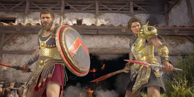 En busca de una chica en Assassin's Creed Odyssey - Misión principal