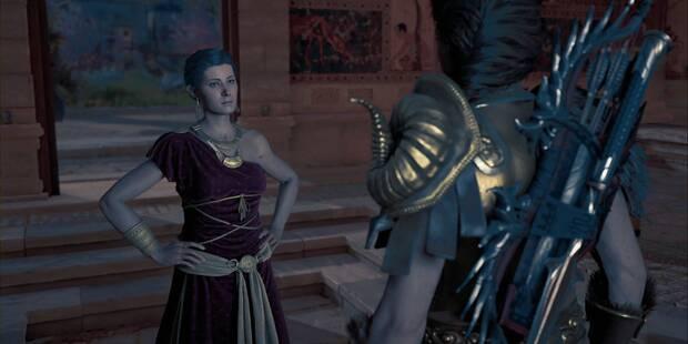 La caída del Mercader en Assassin's Creed Odyssey - Misión principal