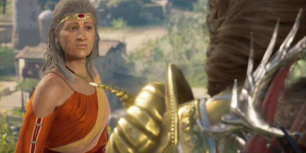 No ha salido a su madre en Assassin's Creed Odyssey - Misión secundaria