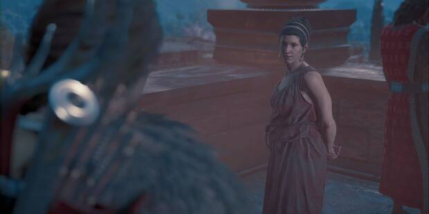 Un tesoro legendario en Assassin's Creed Odyssey - Misión secundaria