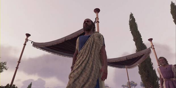 La partida de caza en Assassin's Creed Odyssey - Misión secundaria