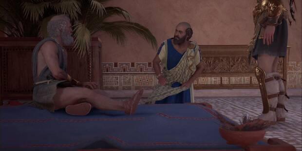 Seguro de herencia en Assassin's Creed Odyssey - Misión secundaria
