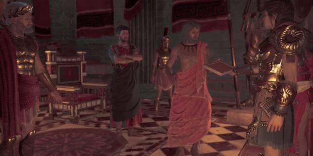 Festín sangriento en Assassin's Creed Odyssey - Misión principal